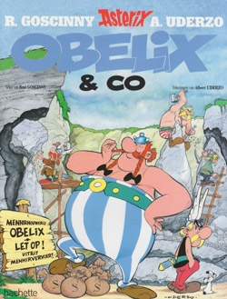 Asterix softcover, Obelix en co.