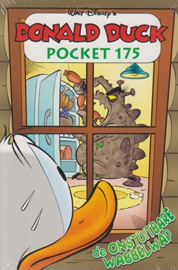 Donald Duck pocket softcover nummer: 175.