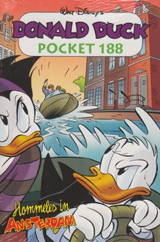Donald Duck pocket softcover nummer: 188.