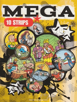 Softcover Mega 2013 (geel).