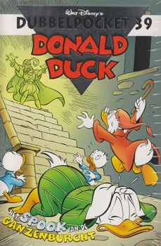 Donald Duck dubbelpocket softcover nummer: 39.