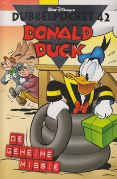 Donald Duck dubbelpocket softcover nummer: 42.