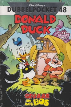 Donald Duck dubbelpocket softcover nummer: 48.