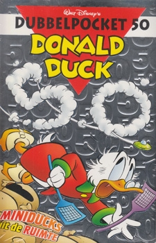 Donald Duck dubbelpocket softcover nummer: 50.