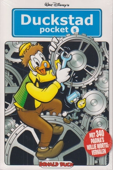 Donald Duck Duckstad softcover pocket 5.