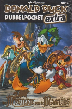 Donald Duck dubbelpocket extra softcover nummer: 12.