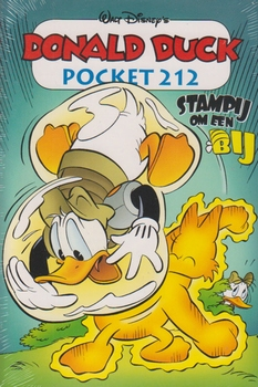 Donald Duck pocket softcover nummer: 212.