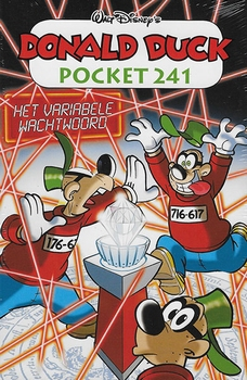 Donald Duck pocket softcover nummer: 241.
