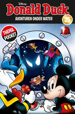 Donald Duck thema pocket, nummer: 25.