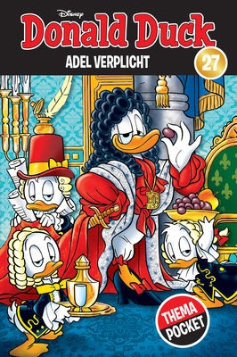 Donald Duck thema pocket, nummer: 27.