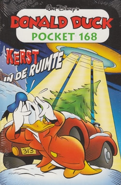 Donald Duck pocket softcover nummer: 168.