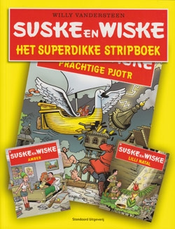 Softcover het superdikke stripboek (Intertoys).