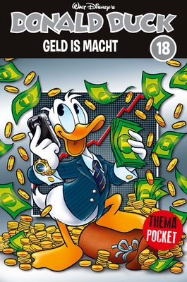 Donald Duck thema pocket, nummer: 18.