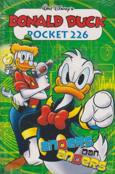 Donald Duck pocket softcover nummer: 226.