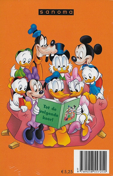 Donald Duck pocket softcover nummer: 237.
