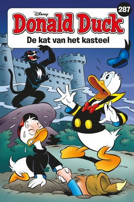 Donald Duck pocket softcover nummer: 287.