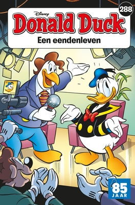 Donald Duck pocket softcover nummer: 288.