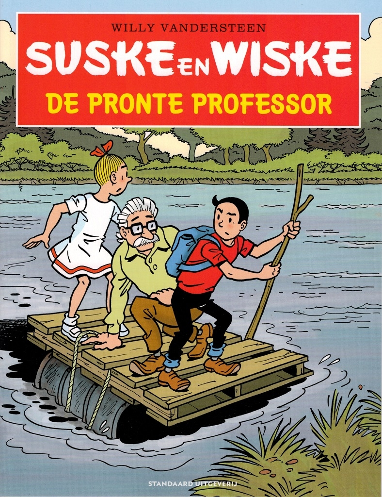 S & W, in het kort: De pronte professor.