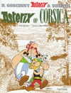 Asterix softcover, Asterix op Corsica.