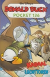 Donald Duck pocket softcover nummer: 136.