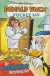 Donald Duck pocket softcover nummer: 149.