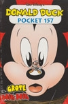 Donald Duck pocket softcover nummer: 157.