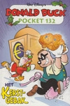 Donald Duck pocket softcover nummer: 132.