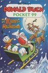 Donald Duck pocket softcover nummer: 99.