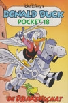 Donald Duck pocket softcover nummer: 18.