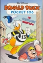 Donald Duck pocket softcover nummer: 106.
