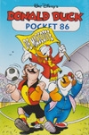 Donald Duck pocket softcover nummer: 86.