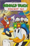 Donald Duck pocket softcover nummer: 161.