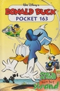 Donald Duck pocket softcover nummer: 163.