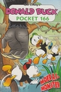 Donald Duck pocket softcover nummer: 166.