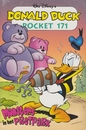 Donald Duck pocket softcover nummer: 171.