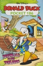 Donald Duck pocket softcover nummer: 186.