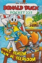 Donald Duck pocket softcover nummer: 225.