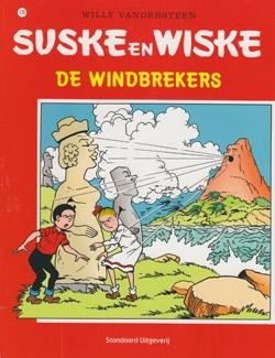 Suske en Wiske softcover nummer: 179. Oude cover.