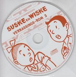 CD-ROM verrassings-rom 3.