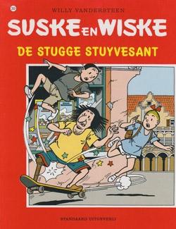 Suske en Wiske softcover nummer: 269. Oude cover.