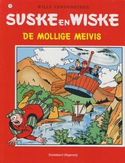 Suske en Wiske softcover nummer: 157. Oude cover.