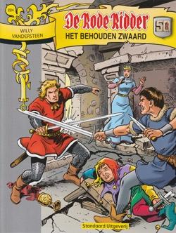 De Rode Ridder softcover nummer: 224.