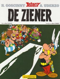 Asterix softcover, De ziener.
