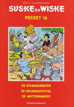 Suske en Wiske Pocket nummer: 16.