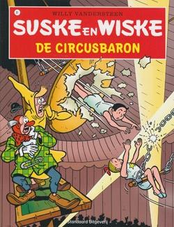 Suske en Wiske softcover nummer: 81. Hertekende cover.
