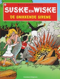 Suske en Wiske softcover nummer: 237. Hertekende cover.