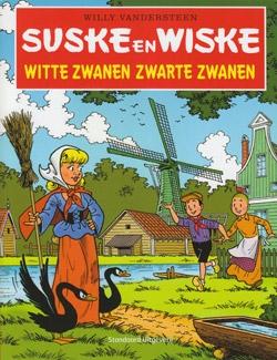 Softcover Witte zwanen zwarte zwanen (heruitgave 2010).