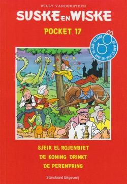 Suske en Wiske Pocket nummer: 17.