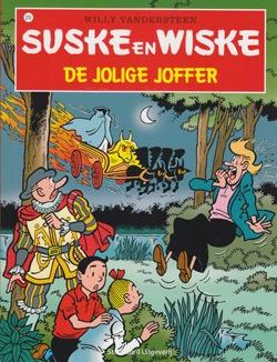 Suske en Wiske softcover nummer: 210. Hertekende cover.