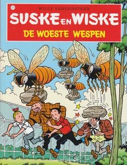 Suske en Wiske softcover nummer: 211. Hertekende cover.
